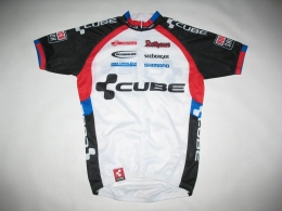 Веломайка CUBE cycling jersey (размер S/XS)