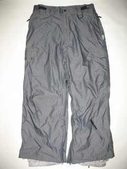Штаны  TRESPASS  hedonic snowboard pants  (размер M/L)