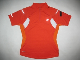 Футболка NEW BALANCE lightning dry jersey lady (размер S/М)