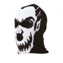 Шапка VOLCOM fear face mask beanie hat   (размер one)
