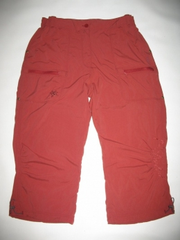 Шорты SALEWA ray dry 3/4 pants lady (размер 38/M)