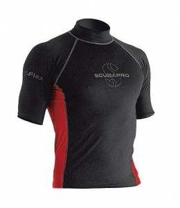 Футболка SCUBAPRO t-flex watersport rashguard (размер L)