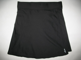 Велоюбка BTWIN black cycling skirt lady (размер S)