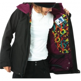 Куртка BURTON AK 2L altitude jacket lady (размер XS/S)
