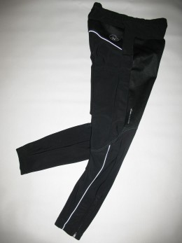 Велобрюки BTWIN collant sport thermal pants lady (размер L/M)