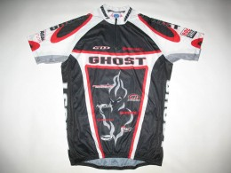 Веломайка GHOST cycling jersey (размер XXL)