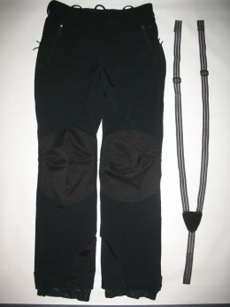 Штаны PATAGONIA softshell pants (размер 32/M)