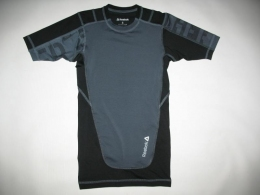 Футболка REEBOK compression playice jersey (размер S)