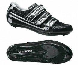 Велотуфли SHIMANO sh-r075 road shoes (размер EU47(на стопу 298 mm))