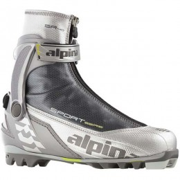 Ботинки ALPINA sr40 cross country ski boots (размер EU41(на стопу до 255 mm))