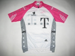 Веломайка ADIDAS t-mobile cycling jersey (размер L)