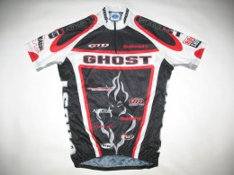 Веломайка GHOST cycling jersey (размер M)