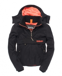 Куртка SUPERDRY Pop Zip Wind jacket lady (размер XS)