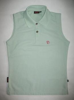Футблка FJALLRAVEN sleeveless polo shirts lady (размер S)