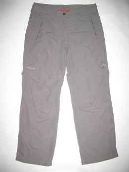 Штаны MAMMUT Zip Off pants lady (размер 40-L/M)