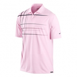 Футболка NIKE jetstream plaid polo (размер L/XL)